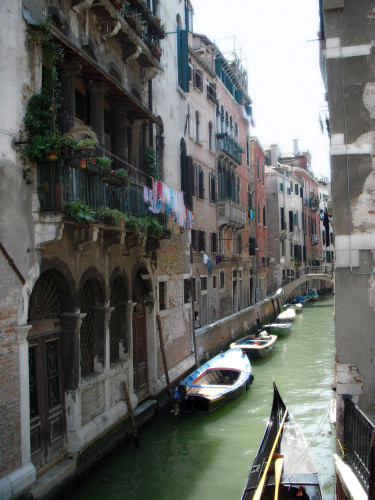 the other streets of Venice