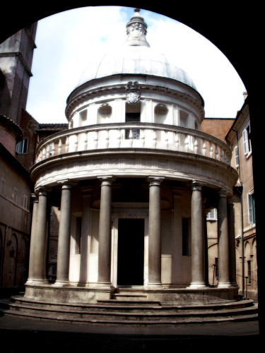 June 27, 2009 - The Tempietto (Bramante)