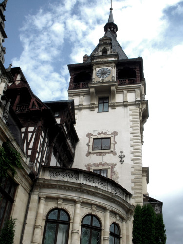 Peles Castle, Main Tower